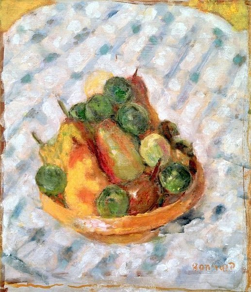 Fruits - Pierre Bonnard