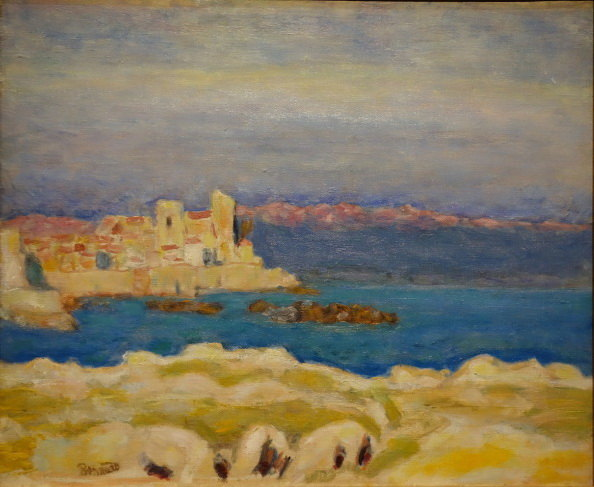 Antibes - Pierre Bonnard