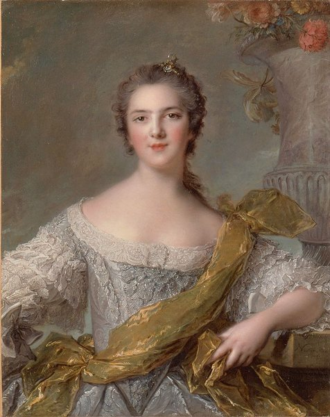 Madame Victoire de France - Nattier