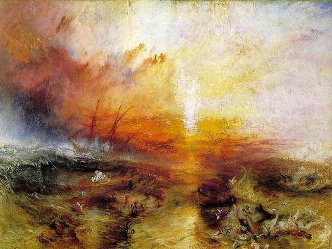 Le Négrier - William Turner